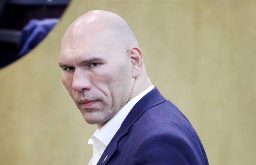 Николай Валуев прокомментировал решение Дениса Лебедева о завершении карьеры