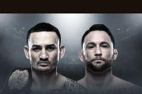 Прямая трансляция UFC 240 Макс Холлоуэй - Фрэнки Эдгар