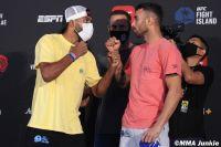 Видео боя Эдсон Барбоза - Макван Амирхани UFC on ESPN+ 37