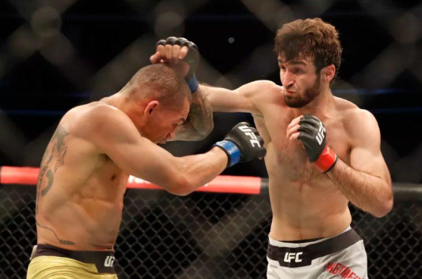 Официально: Забит Магомедшарипов против Кайла Бочняка на турнире UFC 223