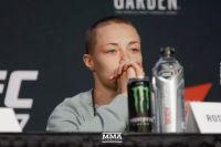 Ставки UFC: Роуз Намаюнас является андердогом в бою с Джессикой Андраде