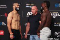 Видео боя Фил Хоуз - Джейкоб Малкун UFC 254