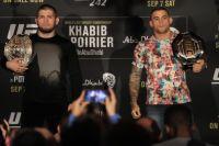 Прямая трансляция UFC 242: Хабиб Нурмагомедов - Дастин Порье