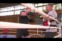 Александр Поветкин готовится к бою против Хьюи Фьюри