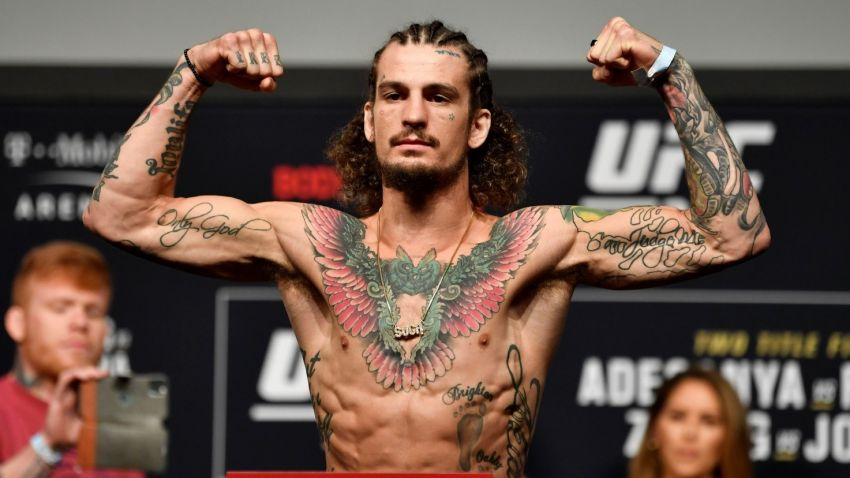 Sean O'Malley will face Thomas Almeida at UFC 260