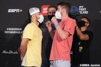 Видео боя Марлон Мораес - Кори Сандхаген UFC on ESPN+ 37
