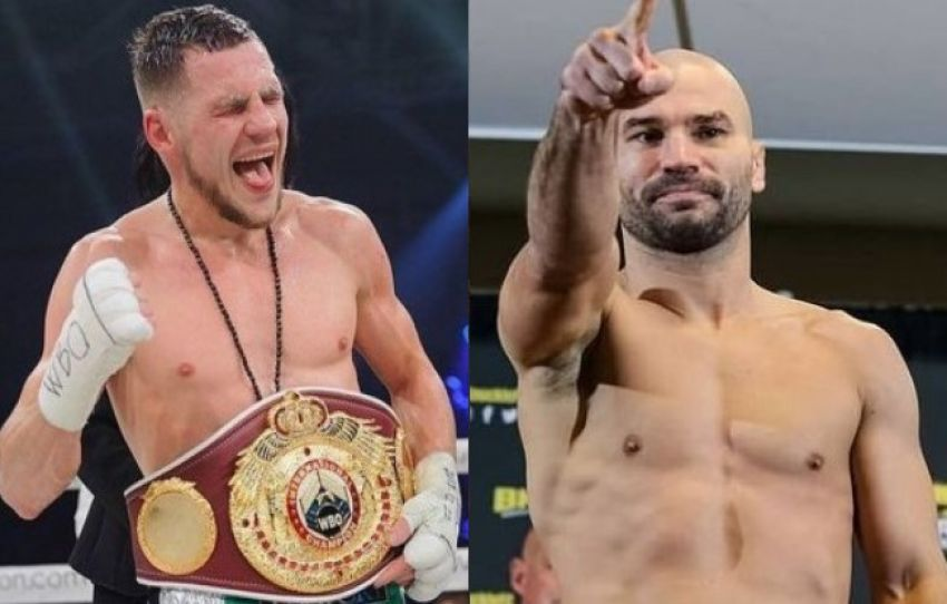 Denys Berinchyk announced the organization of the fight with Artem Lobov.