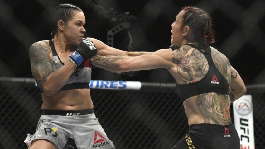 UFC заинтересовано в реванше Аманды Нуньес и Крис Сайборг
