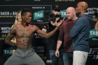 Видео боя Исраэль Адесанья - Андерсон Сильва UFC 234