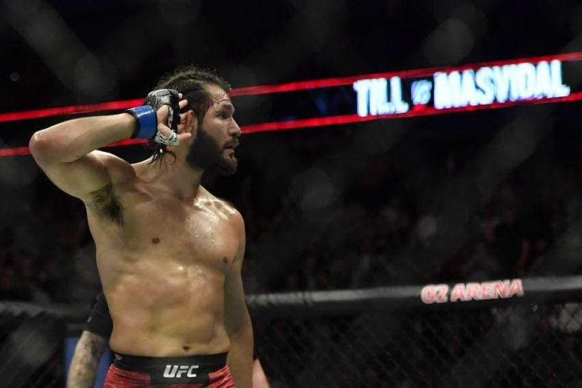 Хорхе Масвидаль за пять секунд нокаутировал Бена Аскрена на UFC 239