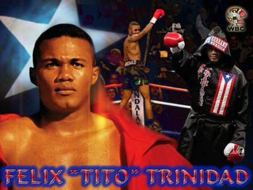 """Felix Trinidad vs """"Yory Boy"""" Campas"""