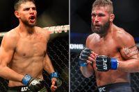 В сети появилось видео потасовки между Джереми Стивенсом и Яиром Родригесом в лобби отеля после турнира UFC Fight Night 159