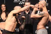 Видео боя Джон Линекер - Брайан Келлехер UFC 224