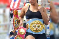 Чемпионка мира в семи весовых категориях Аманда Серрано может выступить в андеркарде Хэйни - Абдуллаев