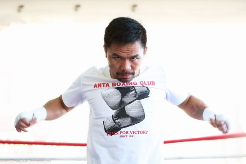 Мэнни Пакьяо хочет сразиться с лучшими боксерами Эла Хэймона