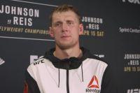 """Александр Драго Волков: """"Я в UFC, чтобы забрать чемпионский пояс"""""""