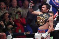 Макс Келлерман считает Мэнни Пакьяо одним из лучших боксеров в истории
