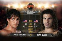 Видео боя Диего Санчес – Клей Гуида UFC The Ultimate Fighter 9 Finale