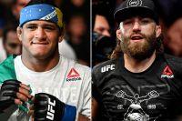 Гилберт Бернс и Майкл Кьеза хотят возглавить турнир UFC