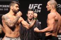 Видео боя Элизеу Залески - Шон Стриклэнд UFC 224