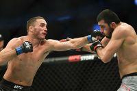 Рамазан Эмеев прокомментировал свое поражение на UFC Fight Night 163
