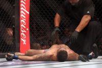 Медицинские отстранения после турнира UFC Fight Night 120