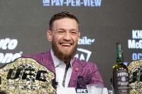 UFC анонсировал вторую пресс-конференцию Нурмагомедова и МакГрегора