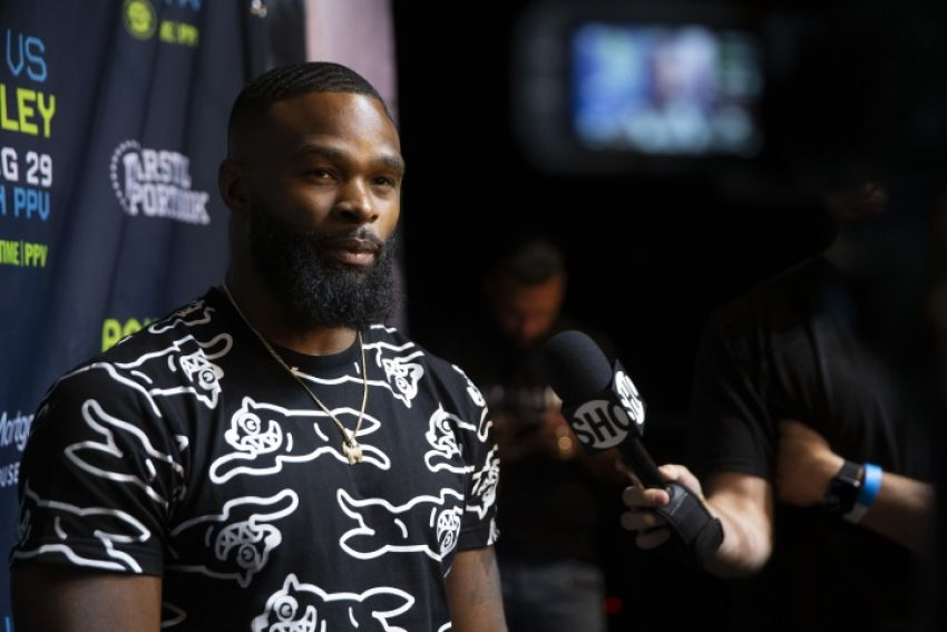 Tyron Woodley wants to fight against Jermell Charlo or Canelo (Alvarez) after defeating Jake Paul