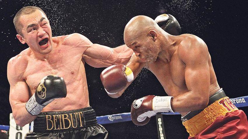 Я хочу драться с Лебедевым, а он - нет. Теперь я собираюсь сразиться с Дортикосом - Шуменов