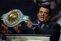 WBC представили особенный пояс для победителя боя Канело – Плант