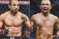 Прогнозы бойцов UFC на титульный бой Петра Яна и Жозе Альдо