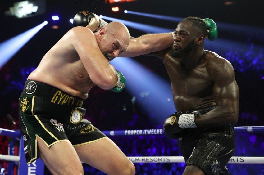 Эдди Хирн отреагировал на заявление WBC о том, что победитель боя Фьюри - Уайлдер 3 обязан встретиться с Уайтом