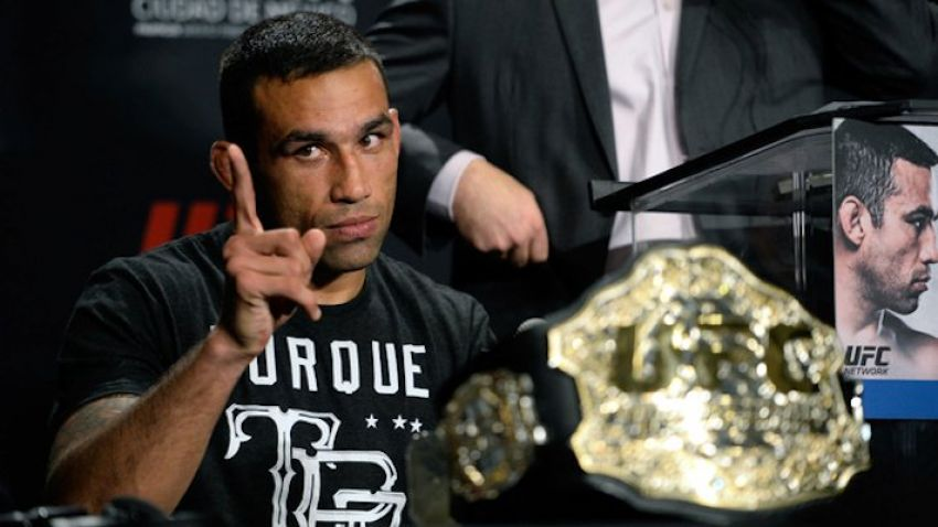 """Фабрисио Вердум: """"Делаем все возможное, чтобы аннулировать мой контракт с UFC"""""""