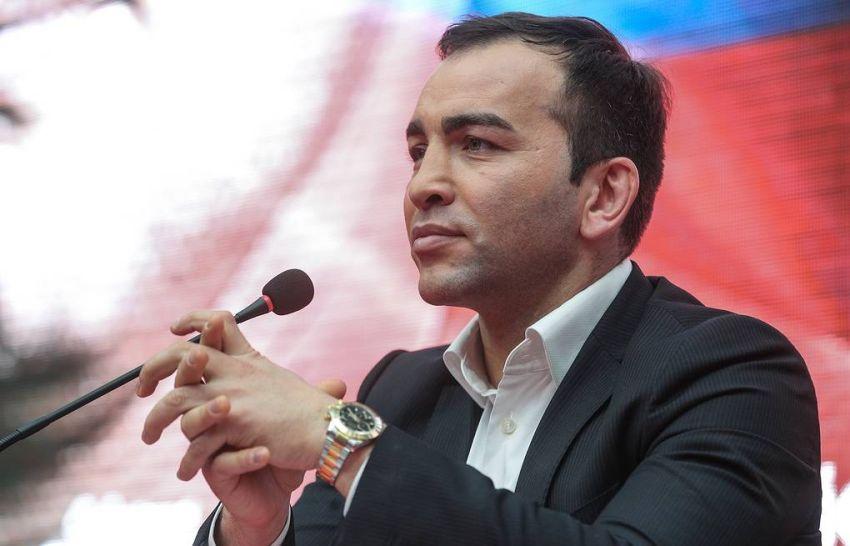 """Камил Гаджиев: """"Битва за Хайп"""" - самый быстрый и простой путь для молодого бойца стать известным"""""""
