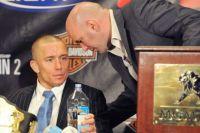 Дана Уайт предпочитает, чтобы Сент-Пьер не возобновлял карьеру