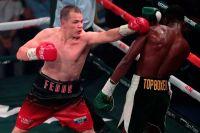 Федор Чудинов досрочно остановил Умара Садика, отстояв титул WBA Gold во втором среднем весе