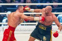 """Экс-тренер Кличко: """"Фьюри может проиграть только Владимиру, потому что тот его разорвет"""""""