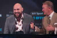 """Фрэнк Уоррен: """"Победа Фьюри над Уайлдером затмит успех в бою с Кличко"""""""