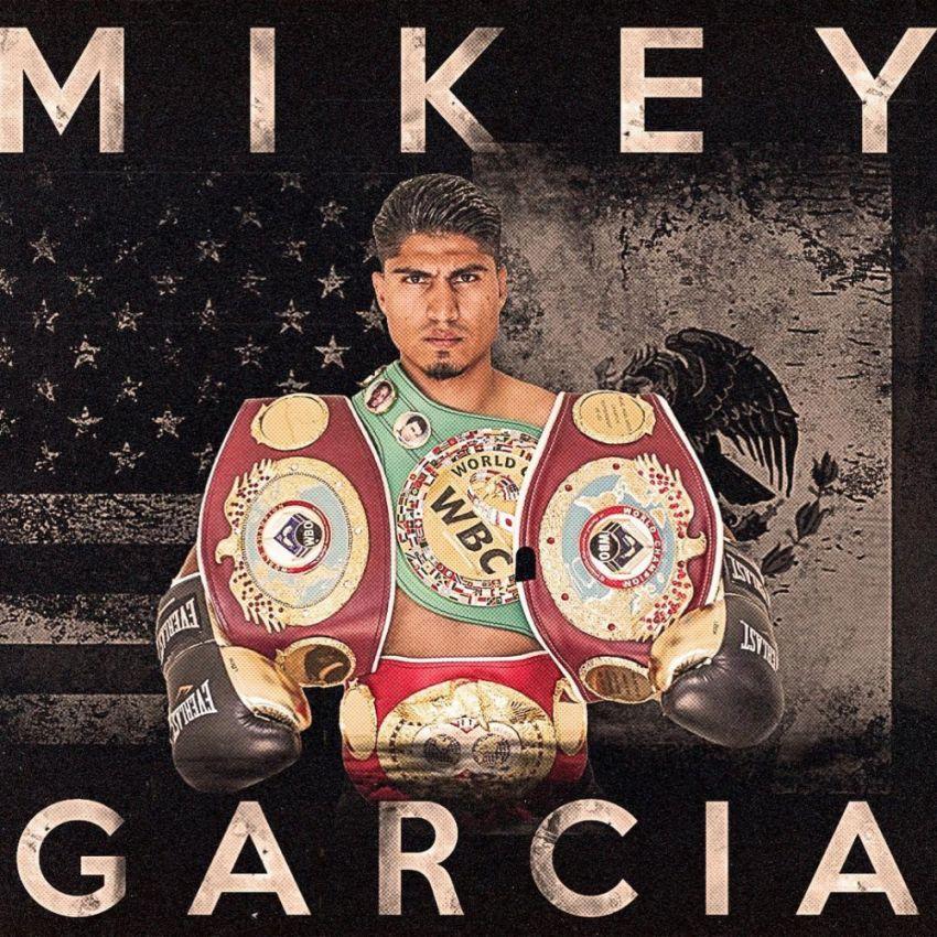 "Ричард Шефер: ""Сейчас Майки Гарсия - лучший боксер мира"""