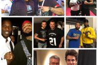 InstaBoxing: Боксеры и музыканты #1