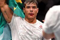 Пауло Коста дал прогноз на бой Адесанья - Уиттакер