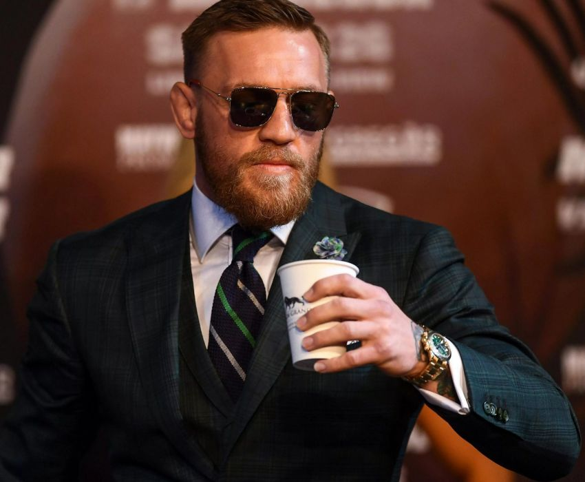 Conor McGregor wants two belts for the Poirier trilogy at once, Diaz ironically replied
