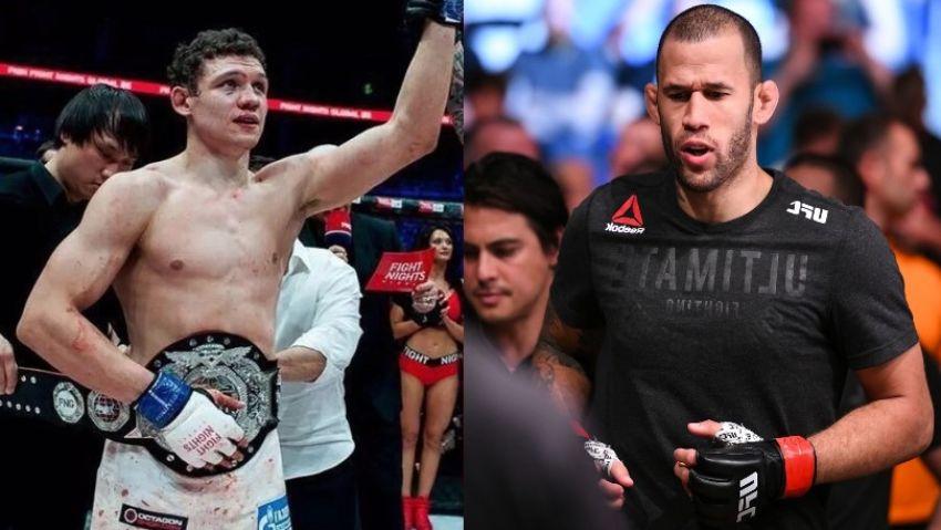 Роман Копылов подерется с Эриком Спайсли на турнире UFC в Колумбусе