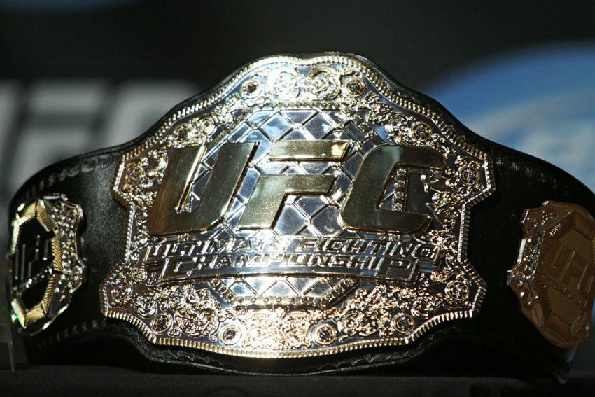 Обновлённые рейтинги UFC за август 2018