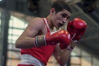 Российский боксер Батыргазиев завоевал олимпийскую лицензию