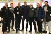 Поветкин отправился в Сочи на первый этап подготовки к бою с Прайсом