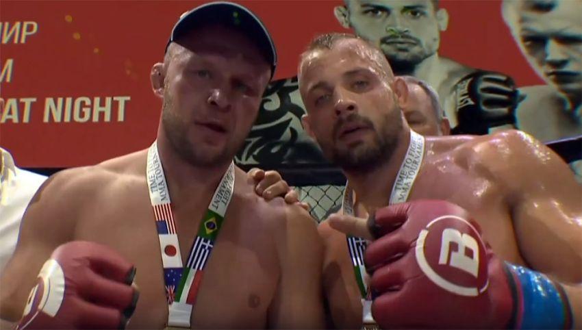 Александр Шлеменко сенсационно уступил Крису Ханикатту на турнире во Владивостоке