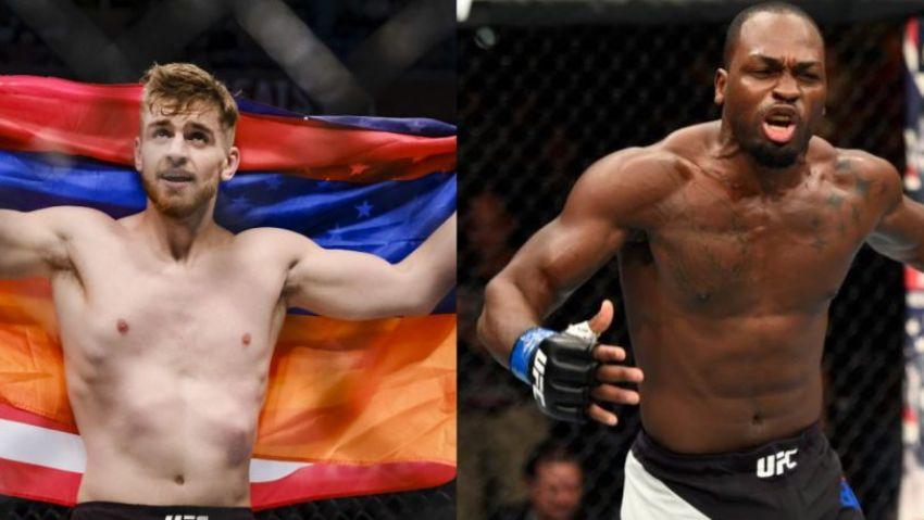 Бой Эдмена Шахбазяна и Дерека Брансона убран из карда UFC 248