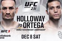 РП ММА №39: UFC 231 Холлоуэй vs. Ортега