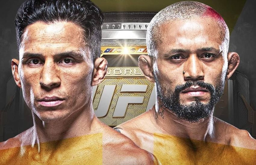 Ставки на UFC Fight Night 169: Коэффициенты букмекеров на турнир Джозеф Бенавидез - Дейвисон Фигейреду